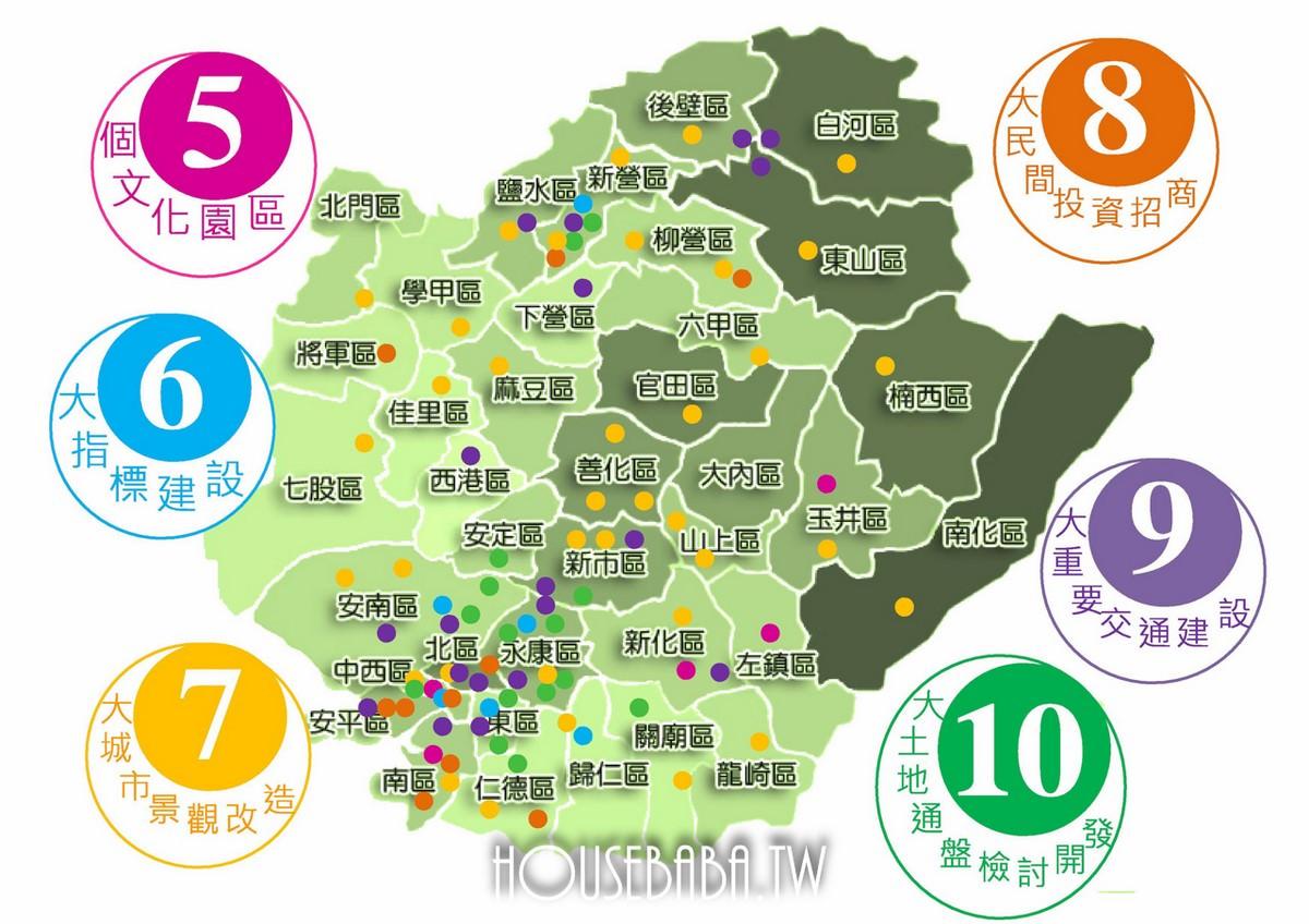 台南賴清德施政計畫 (1 - 56)