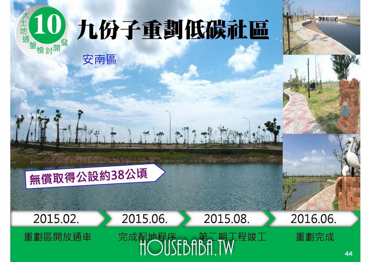 台南賴清德施政計畫 (40 - 56)