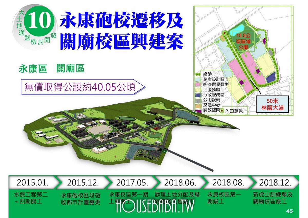 台南賴清德施政計畫 (41 - 56)