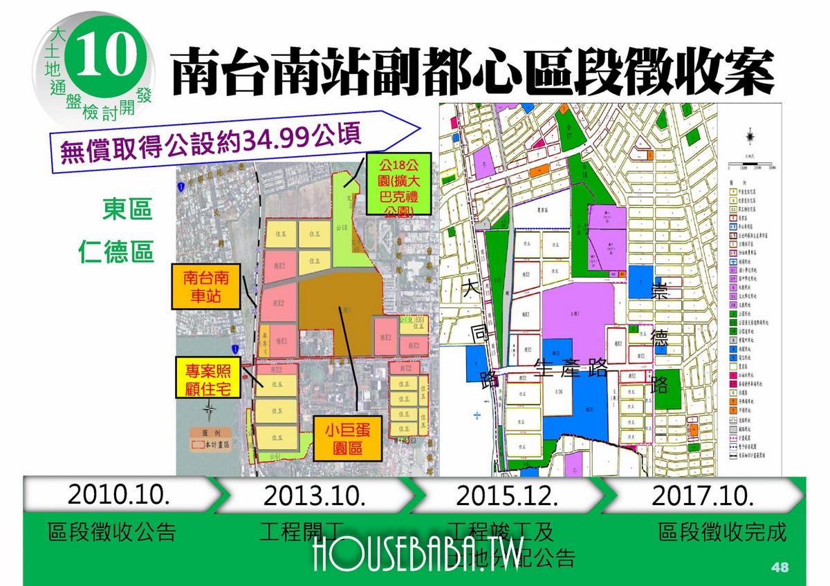 台南賴清德施政計畫 (44 - 56)