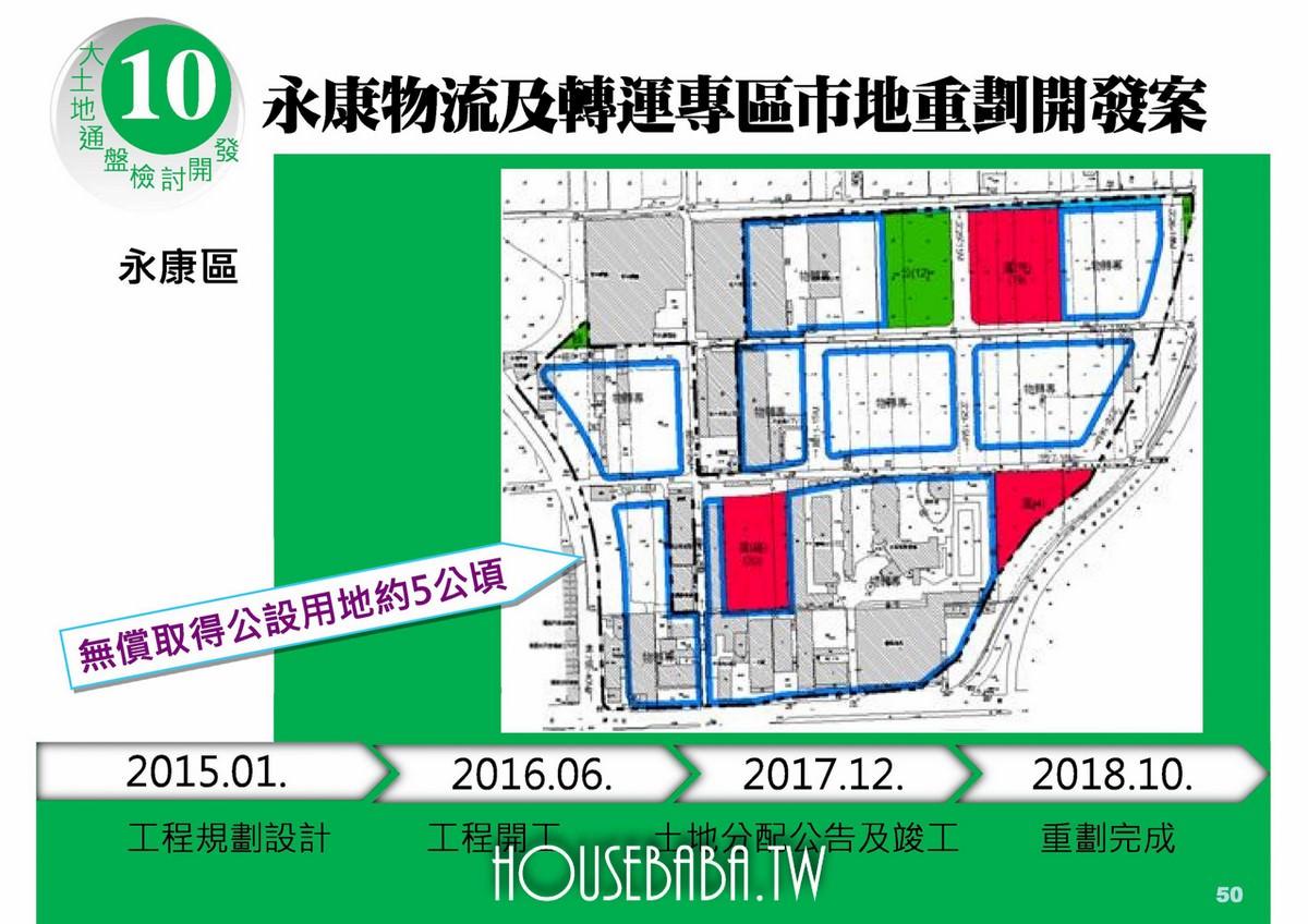 台南賴清德施政計畫 (46 - 56)