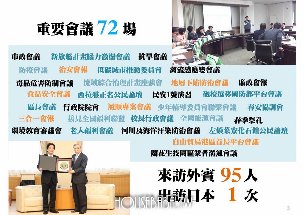 台南賴清德施政計畫 (54 - 56)