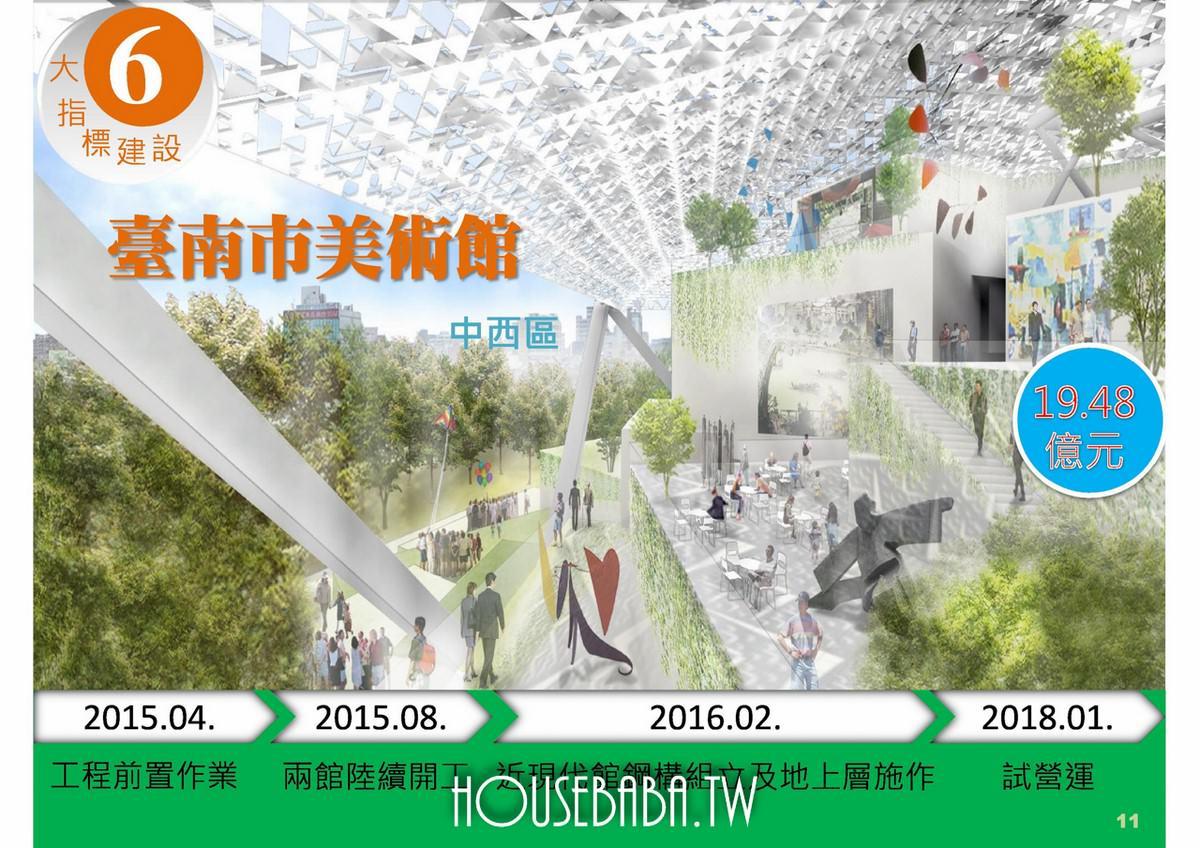 南市6大指標建設-台南市美術館