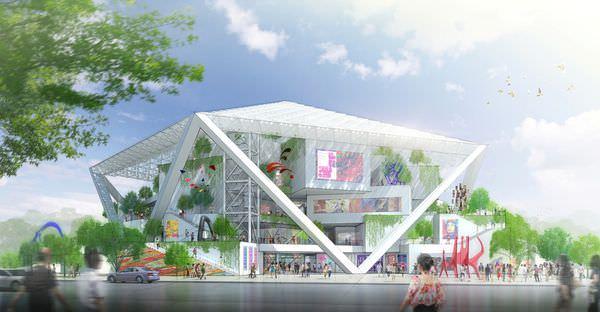 公11完成用地取得 新建美術館即將啟動