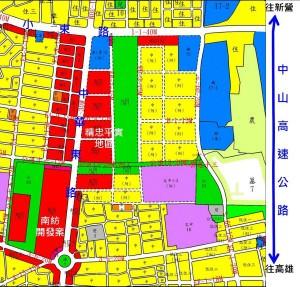 平實營區、精忠三村地區都市計畫案發布實施,今天來了解一下是怎麼的一個構想。讓它成為台南市最重要的一個都市計畫開發案。