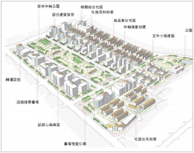 平實營區 1坪地喊到30萬 未來開發後,價格還會漲,將併同東南側的後甲公墓開發,成為台南副都心。