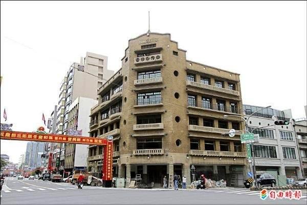 台南第一間百貨「林百貨」 年底恐無法開幕