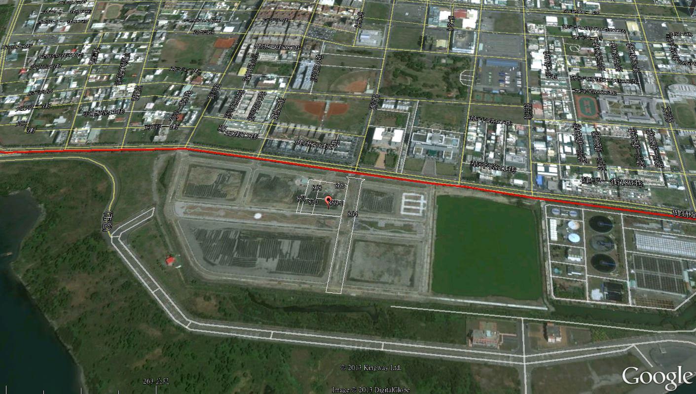 台南商61重劃區 首泡 上逸建設在準備蓋大樓了 總容積率至617.86%