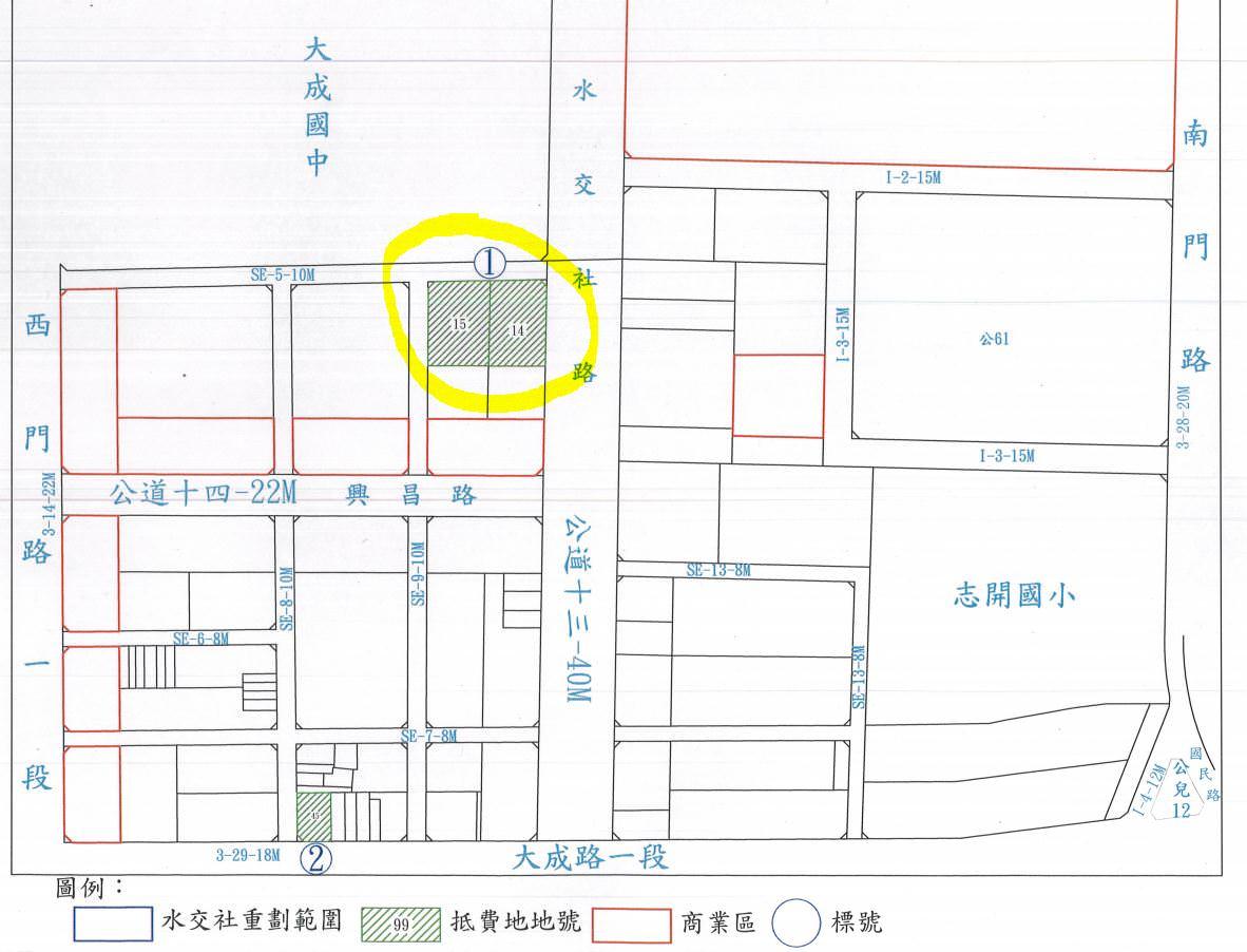 積極多角化布局 大亞投資近8,000萬元購入台南水交社土地約380坪,大亞董事長沈尚弘表示,未來不排除繼續購地。