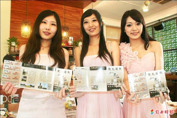 虎山新亮點/華醫師生 推出導覽護照