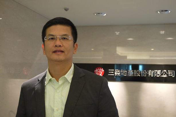 三發今年積極購地,目標在手總銷拉高到250億 台南則是今年度最大推案地點,該案位於永康市,總銷33億元