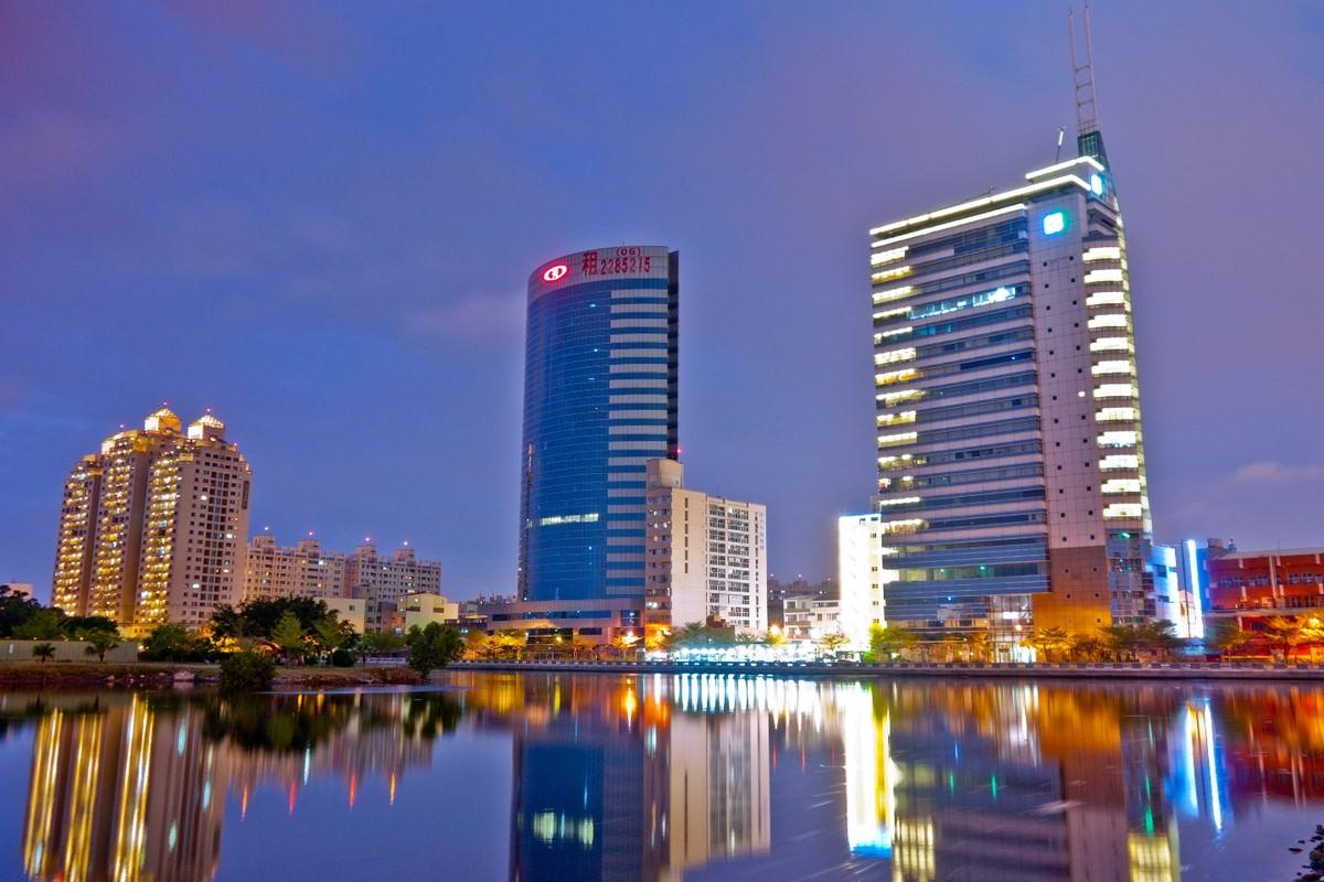 運河星鑽計畫解決5項多年沉痾 大台南發展指日可待/運河星鑽區與中國城區將合併跨區區段徵收、都市更新