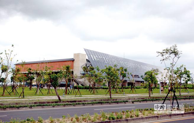 史博館開放營運後,吸引建商購地插旗,帶動當地房市發展。圖/陳惠珍