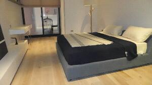 府都「DOUBLE 1」採大坪數規劃,臥室空間寬敞。