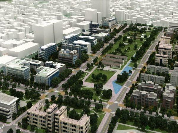 平實營區市地重劃區 將開發成為「東台南副都心」