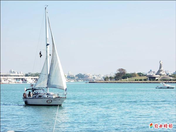 安平漁港碧海碼頭候船站啟用 賴清德親主持典禮