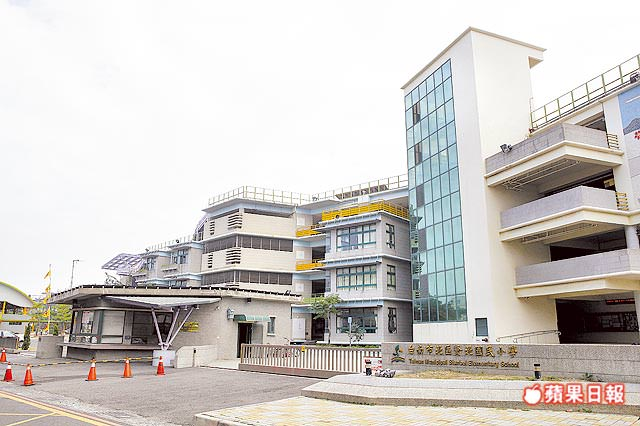 賢北國小位於大興街,為台南市明星小學。