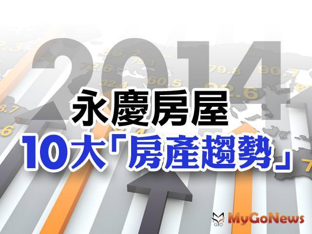 永慶房屋:2014年「中性略偏樂觀」10大趨勢