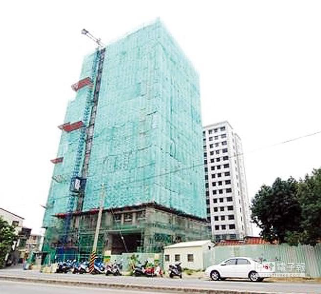 房市亮點-善化高單價建案 叫座