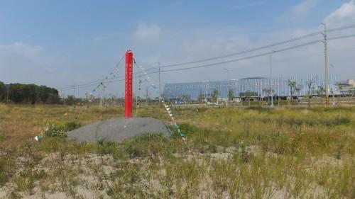 伍彩集團近期內將開發位於台灣歷史博物館前方基地興建大樓群。