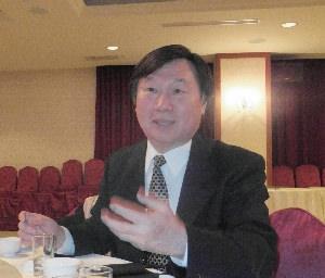 代銷業者陳士雷認為台南房地產具抗跌性。