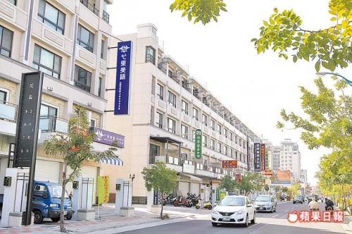 永康區大橋重劃區為台南市低密度住宅區,別墅總價900萬元起,購屋族詢問度高。