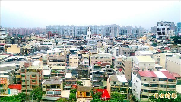 臺南市104年公告土地現值出爐,中西區中正路與西門路口再度蟬聯地王!平均上漲12.49%