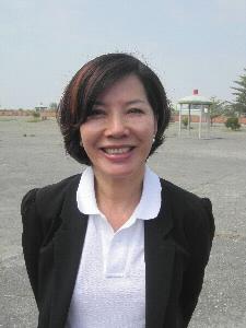 國民黨立委陳淑慧認為,安平港被行院核定為自由貿易港及自由經濟示範區,顯示中央政府對台南發展的重視。(記者姚正玉攝)