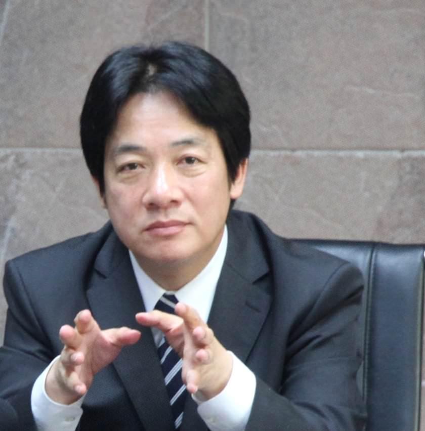 針對安平港發展,市長賴清德表示市府會與港務公司攜手合作,共同招商,提升安平港的地位並帶動台南發展。(記者吳孟珉攝)