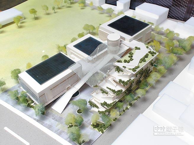 台南首座運動中心 委外簽約