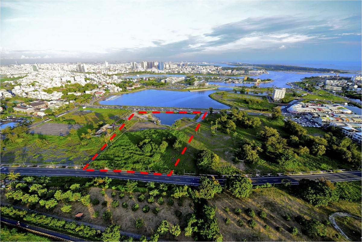 南市政府招攬企業開發水景公園旁BOT案