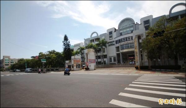 台南市東區除了生活機能充裕,坐擁多所優質學府,也是刺激房市成長的利基條件。(記者林耀文攝)