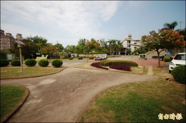 位於優質學區的住宅,受到消費者歡迎,也帶動台南學區概念宅市場穩定成長。(記者林耀文攝)
