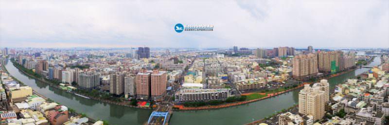 望月橋&運河全景