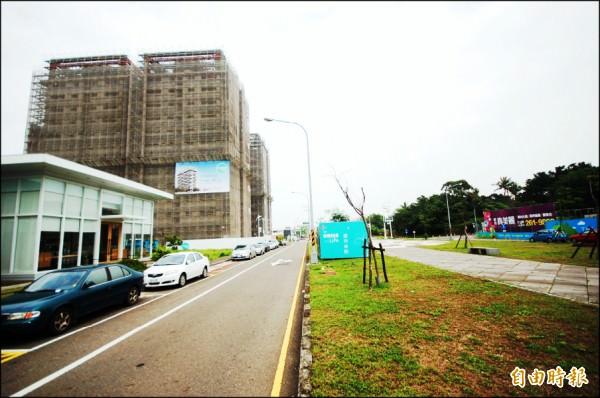台南房市回溫 公有精華地釋出促繁榮