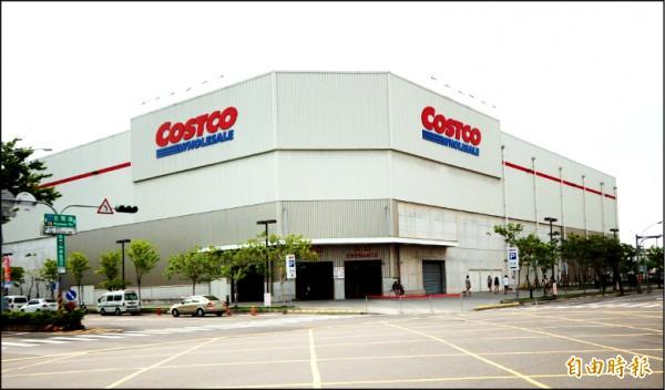 好市多美式量販店開設營運後,提供充裕消費機能,帶動商圈穩定成長。(記者林耀文攝)