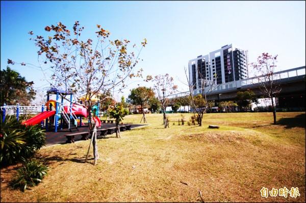 公園借景住宅加分 休閒消費全方位