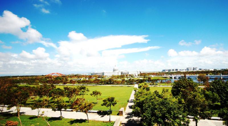 台南商圈連結綠地多 透天新重鎮