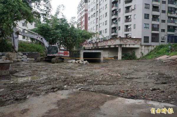 解決排水淹水問題 「永康都市之肺」動工