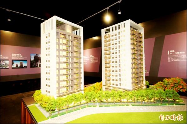 台南大學城生活圈 輕豪宅吸換屋客