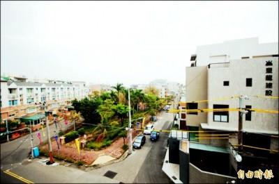 台南市仁德生活圈,坐擁快速路網、量販百貨商圈與綠地環境,帶動透天別墅市場崛起,區域房市前景樂觀。(記者林耀文攝)