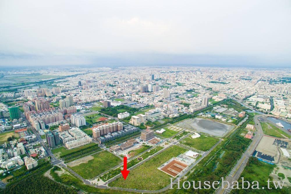興富發再砸10.22億 買台南土地