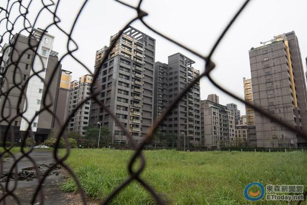 建商滿手未爆彈 近3年新屋庫存量逾17萬