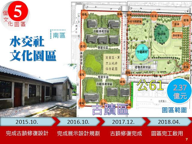南市5大前瞻基礎建設計畫-水交社文化園區 文化首都歷史風華再現