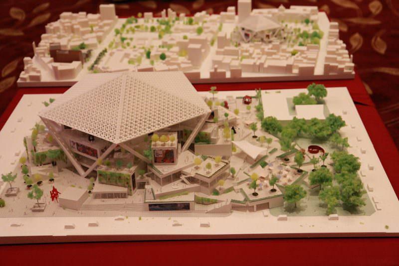南市6大指標建設-台南市美術館公11完成用地取得 新建美術館即將啟動臺南市美術館動土 預計民國106年底完工