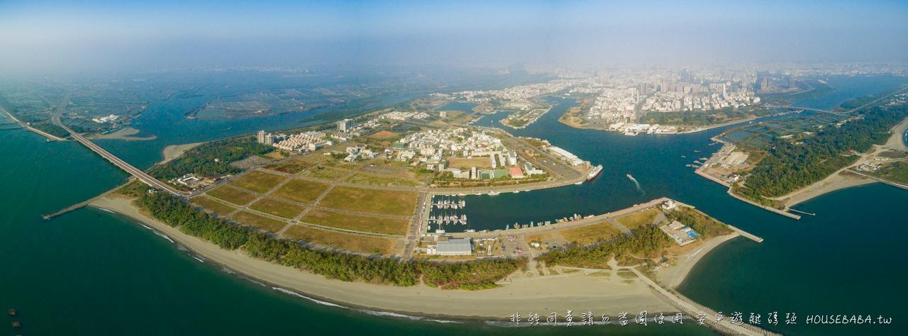 台南幫第三代出擊 從大海出發 後續還要加碼30億元開發台南安平,打造台灣遊艇生活圈