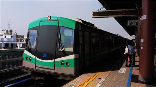 高雄捷運(圖/攝影者chia ying Yang, Flickr CC License)