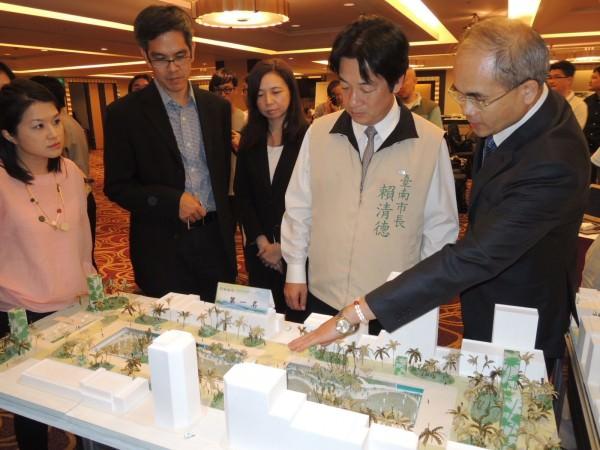 台南中國城地區工程設計監造案 國際競圖冠軍出爐 |將變身人工潟湖