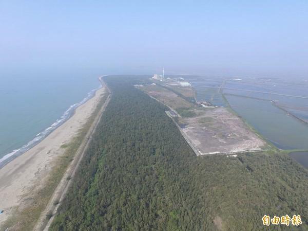 台南城西掩埋場在高液化區 環團籲勿砍國家公園防風林