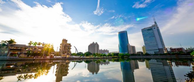 台南運河星鑽計畫
